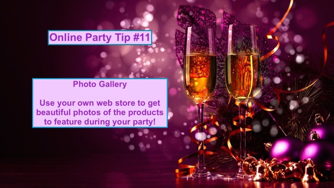 Party Tip #11