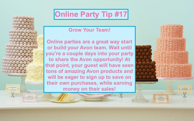 Party Tip #17