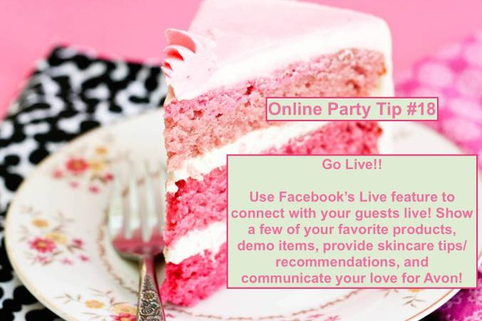 Party Tip #18