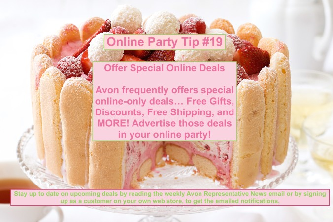 Party Tip #19