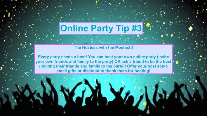 Party Tip #3
