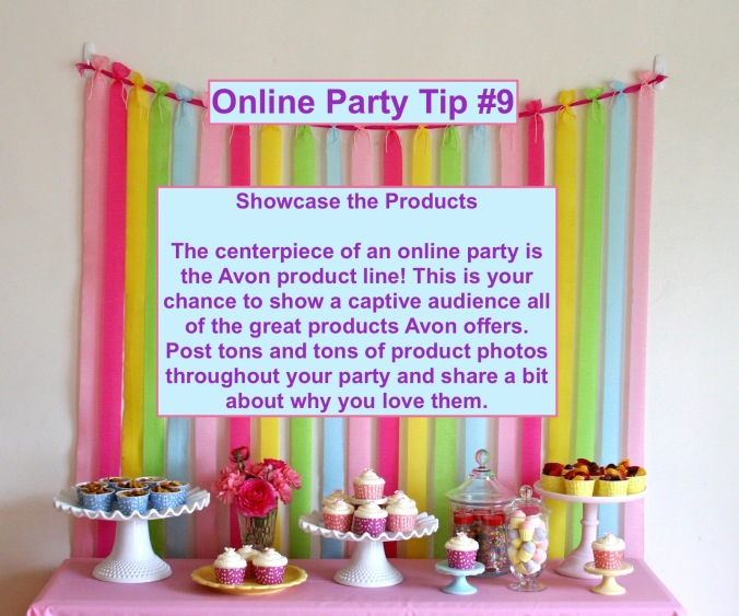 Party Tip #9